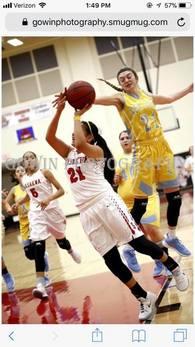 Laura Peffley's Women's Basketball Recruiting Profile