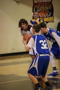 Brycen McKee's Men's Basketball Recruiting Profile