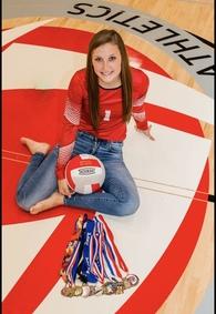 Ariel Scanlan's Women's Volleyball Recruiting Profile