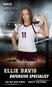 Ellie Davis Women's Volleyball Recruiting Profile