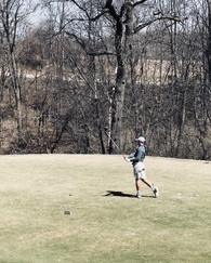 Jackson Thompson's Men's Golf Recruiting Profile