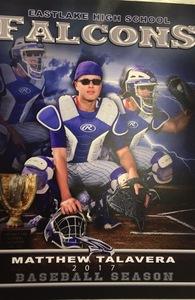 Matthew Talavera's Baseball Recruiting Profile