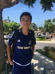 Mario Hernandez's Men's Soccer Recruiting Profile