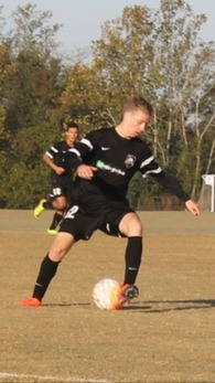 Logan Adams's Men's Soccer Recruiting Profile