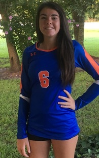Hannah Hewett's Women's Volleyball Recruiting Profile