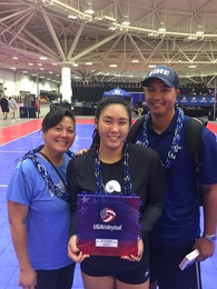 Bryanne Soares's Women's Volleyball Recruiting Profile
