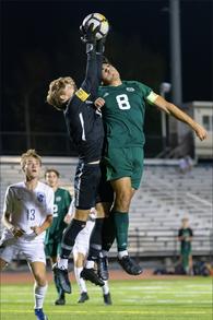 Garrett Carter's Men's Soccer Recruiting Profile