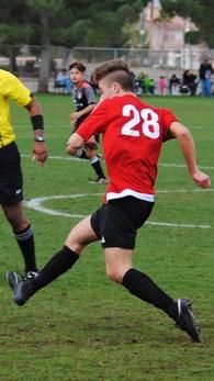 Christian Lentz's Men's Soccer Recruiting Profile