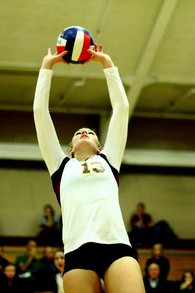 Rachel Linden's Women's Volleyball Recruiting Profile
