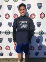 Adrian Ortiz's Men's Soccer Recruiting Profile