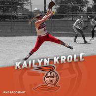 Kailyn Kroll's Softball Recruiting Profile