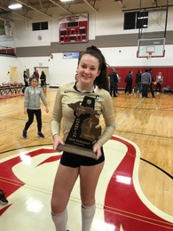 Macy Brown's Women's Volleyball Recruiting Profile