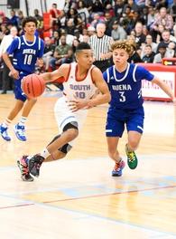 "Isaiah ""Zay"" Freeney's Men's Basketball Recruiting Profile"
