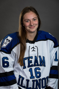 Bryn Jones's Women's Ice Hockey Recruiting Profile