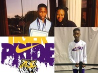 Courtlyn Dickey's Men's Track Recruiting Profile