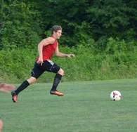 Samuel Holstein's Men's Soccer Recruiting Profile