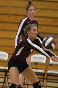 Ellie Kline's Women's Volleyball Recruiting Profile