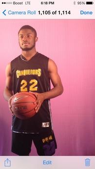David Mosley's Men's Basketball Recruiting Profile