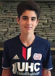 Aydin Jay's Men's Soccer Recruiting Profile