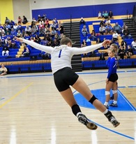 Annelise Sparks's Women's Volleyball Recruiting Profile