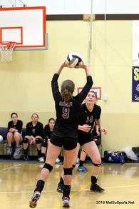 Kiana Schorr's Women's Volleyball Recruiting Profile