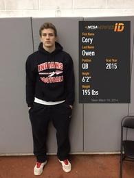 Cory Owen's Football Recruiting Profile