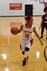 Keaja De'nee Williams's Women's Basketball Recruiting Profile