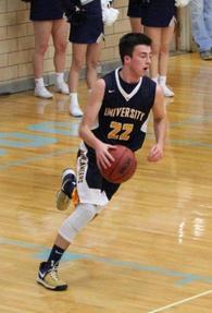 Kaleb Meredith's Men's Basketball Recruiting Profile