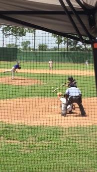Heladio Moreno's Baseball Recruiting Profile