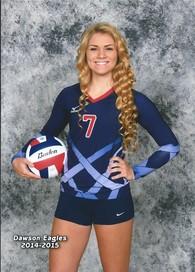 Amberly Jeane's Women's Volleyball Recruiting Profile