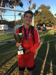 Vahan Jansezian's Men's Soccer Recruiting Profile