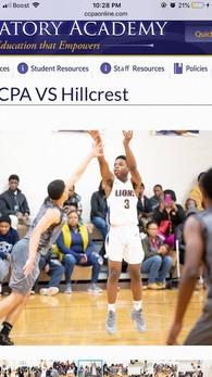 Johneil Wilkerson's Men's Basketball Recruiting Profile