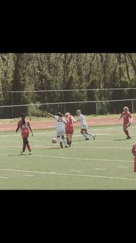 Shyla Levens's Women's Soccer Recruiting Profile