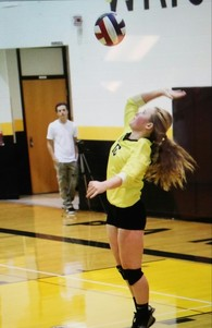 Kindall Seamands's Women's Volleyball Recruiting Profile