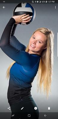 Lauren Stofle's Women's Volleyball Recruiting Profile
