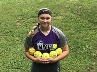 Lydia Taylor's Softball Recruiting Profile