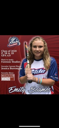 Emily Beames's Softball Recruiting Profile