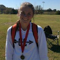 Morgan Terrell's Women's Track Recruiting Profile