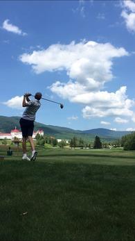 John Veno's Men's Golf Recruiting Profile