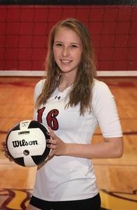 Emily Abernathy's Women's Volleyball Recruiting Profile