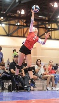 Halle Carter's Women's Volleyball Recruiting Profile