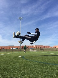 Maurilaire Nicholson's Men's Soccer Recruiting Profile