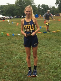 Lauryn Mick's Women's Track Recruiting Profile
