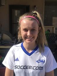 Mackenzie Baker's Women's Soccer Recruiting Profile