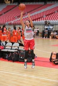 Hailey Free's Women's Basketball Recruiting Profile