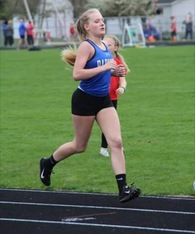 Alexys Olson's Women's Track Recruiting Profile