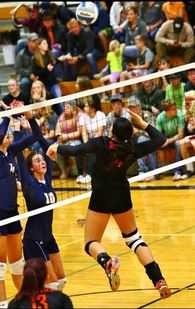 Cylver Lurz's Women's Volleyball Recruiting Profile