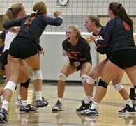 Kate Benzing's Women's Volleyball Recruiting Profile