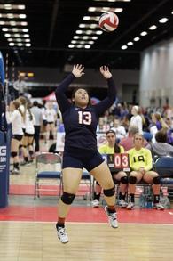 Marichael Clarin-Jante's Women's Volleyball Recruiting Profile