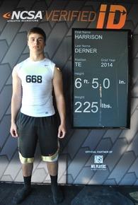 Harrison Derner's Football Recruiting Profile